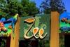 La grădina zoologică