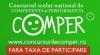 Subiecte concurs Comper, etapa I, Matematică